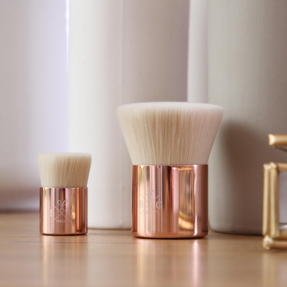 Pinceaux à maquillage de la marque Bachca