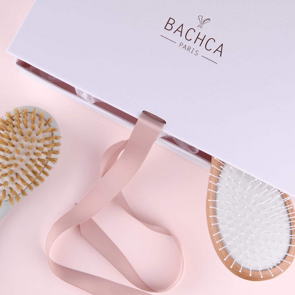 Coffret cadeau Bachca et brosses