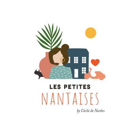 Le logo principal du projet Petites Nantaises